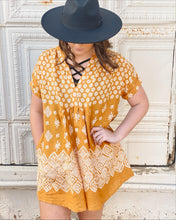 Uncle Frank Bandana Border Dress