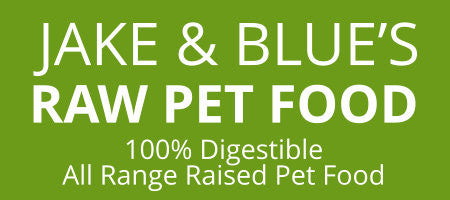 Jake and Blue's Raw Pet Food
