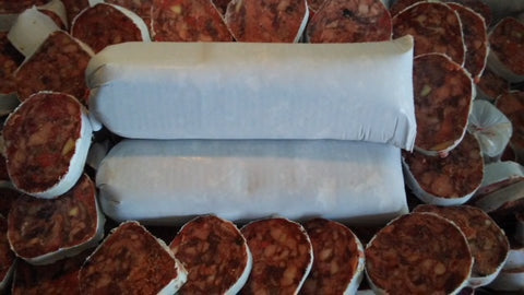 27lb beef, goat and lamb tubes (5 tubes)