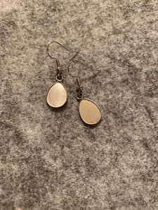 Extra Small Tear Drop Earring Blanks