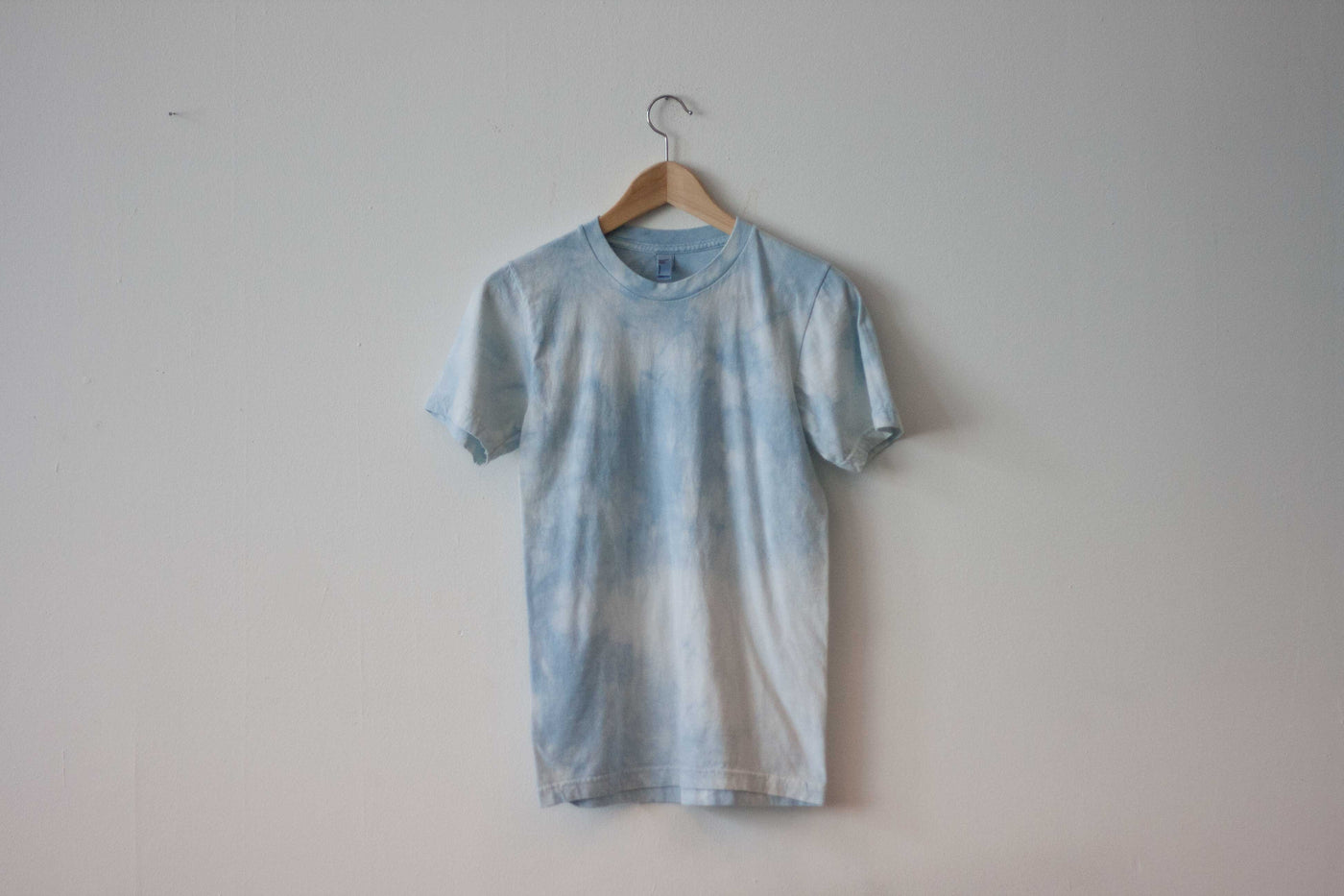 Indigo Cotton T-Shirt