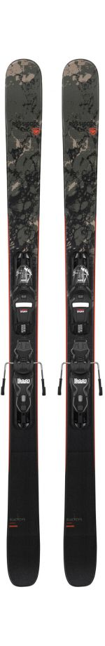 Rossignol BlackOps Smasher XP/XP10 Ski and Binding 2021