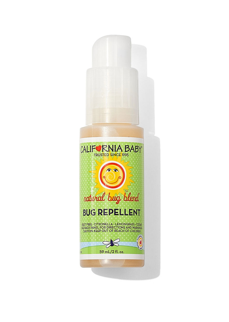 Natural Bug Blend Bug Repellent Spray California Baby Official Site