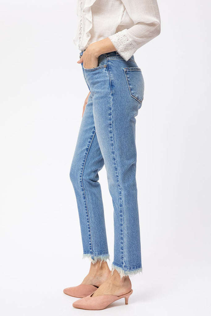 Classic Fit Ankle Skinny - Adorn Boutique in Mitchell