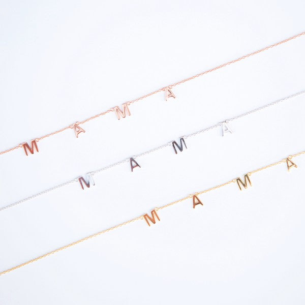 """Mama"" Necklace - Adorn Boutique in Mitchell"
