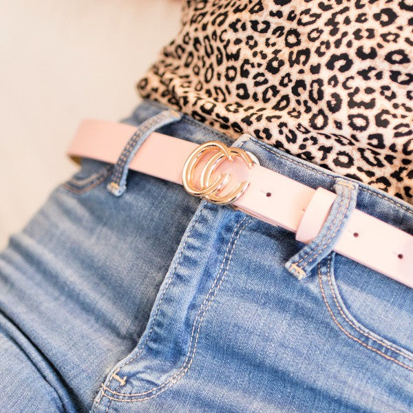 CC Adjustable Belt - Adorn Boutique in Mitchell