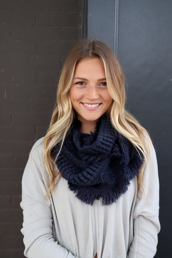 Infinity Scarf - Adorn Boutique in Mitchell