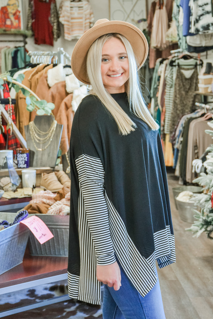Box Cape - Adorn Boutique in Mitchell