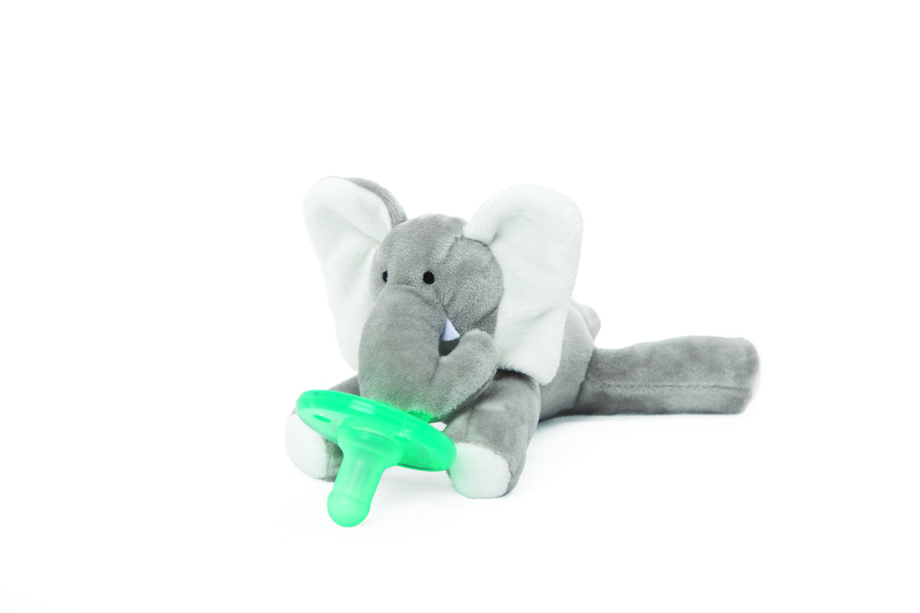 Wubbanub Elephant Pacifier - Box