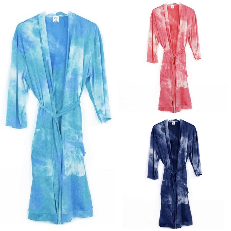 Hello Mello Dyes The Limit Robe