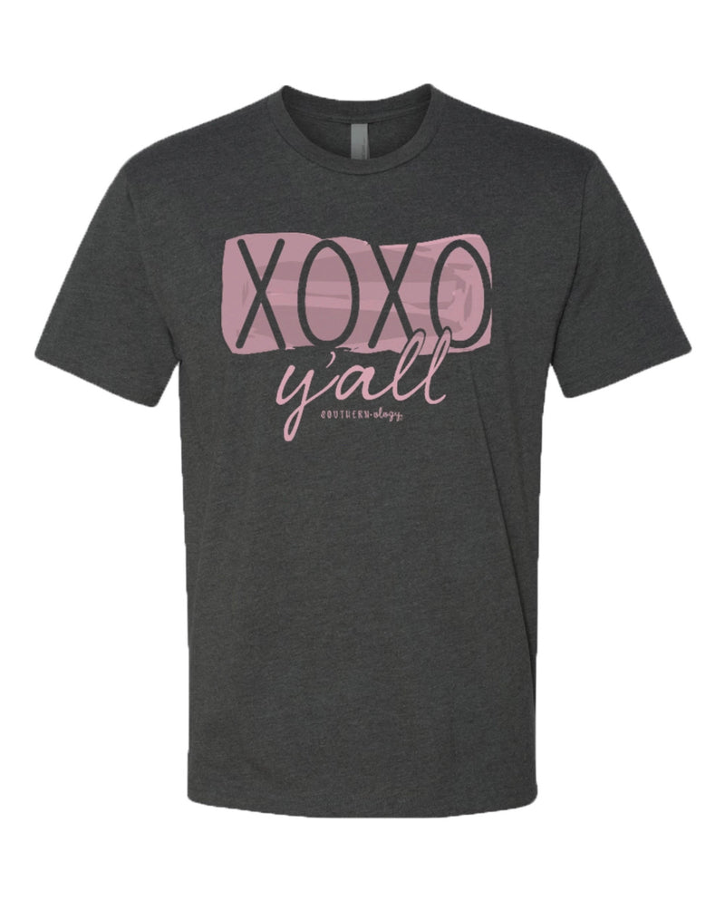 XOXO Y'all Statement T Shirt