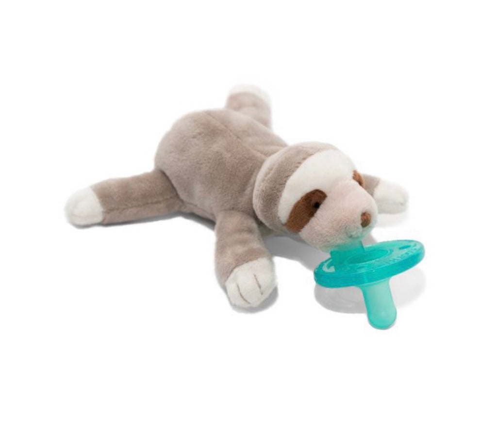 WubbaNub Baby Sloth Pacifier - Box