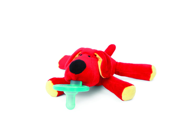 WubbaNub Red Dog Pacifier - Box