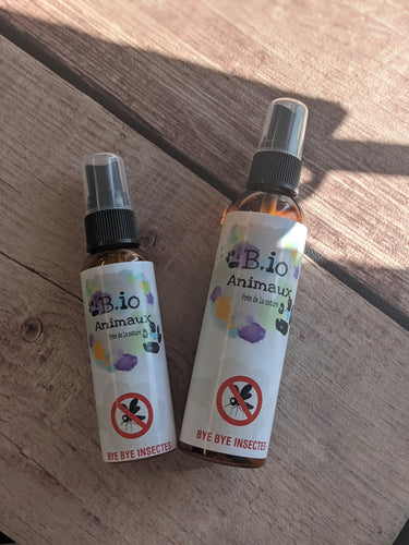 Spray Bye bye insectes - Chiens