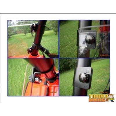 2 Quick Connect Windshield Clamp | UTV ACCESSORIES - Free Shipping