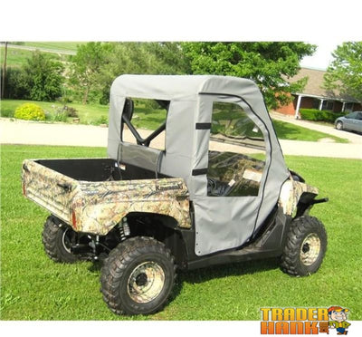2010-2013 Kawasaki Teryx Full Cab With Folding Hard Windshield | Utv Accessories - Free Shipping