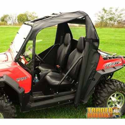 2011-2014 Polaris Rzr 570 Full Cab Enclosures Without Windshield | Utv Accessories - Free Shipping