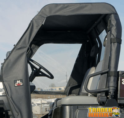 2011-2015 Bobcat 3400 Soft Door Rear Window Combo | Utv Accessories - Free Shipping