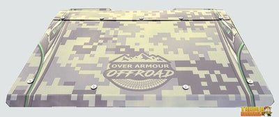 2014-2015 Kawasaki Teryx 800 Uv Printed Polycarbonate Digital Camo Top | Utv Accessories - Free Shipping