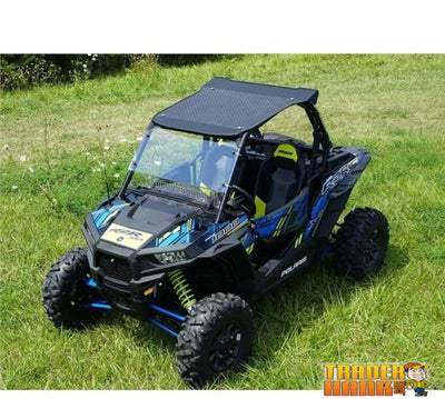 2014-2018 Polaris Rzr 1000 Xp Aluminum Diamond Plate Hard Top | Utv Accessories - Free Shipping
