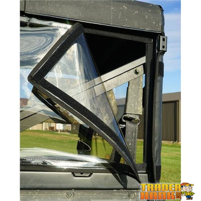 2016-2017 Pro Fit Frame Bobcat 3400 Soft Door Rear Window Combo | Utv Accessories - Free Shipping