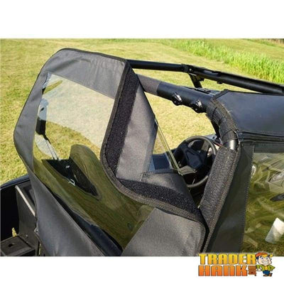 2016-2018 Polaris Rzr 1000 S Vinyl Rear Window | Utv Accessories - Free Shipping