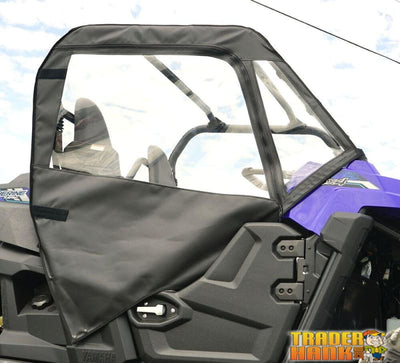 2016-2018 Yamaha Wolverine Full Cab Enclosure With Aero-Vent Windshield | Utv Accessories - Free Shipping