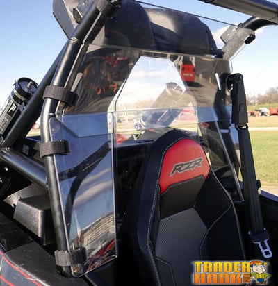 2018 Polaris Rzr Rs1 Polycarbonate Rear Panel | Utv Accessories - Free Shipping