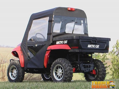 Arctic Cat Prowler (Square Tube Frame) Full Cab Enclosure With Vinyl Windshield | Utv Accessories - Free Shipping