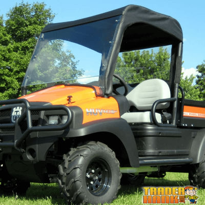 Bobcat 2200 Mini Cab Enclosure With Hard Windshield | Utv Accessories - Free Shipping