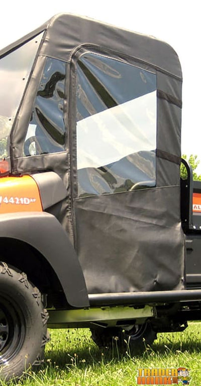 Bobcat 2200 Soft Door Rear Window Combo | Utv Accessories - Free Shipping