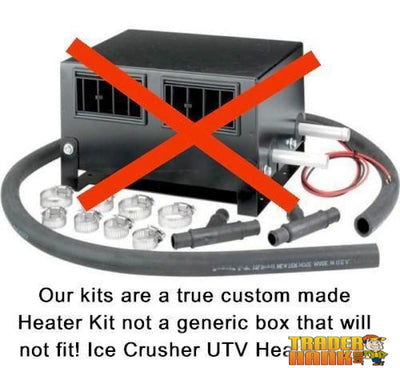 Can-Am Commander 1000 Ice Crusher Heater Kit | Utv Accessories - Free Shipping