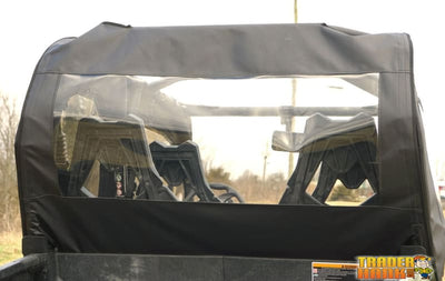 Can-Am Commander Max 1000 Vinyl Rear Window | Utv Accessories - Free Shipping