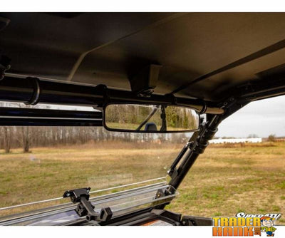 Can-Am Defender 17 Curved Rear View Mirror | UTV ACCESSORIES - Free shipping