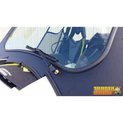 Can-Am Maverick Laminated Glass Windshield | UTV ACCESSORIES - Free Shipping