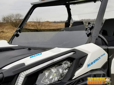 Can AM Maverick Trail/Sport Tinted Half Shield-GP | UTV ACCESSORIES - Free shipping