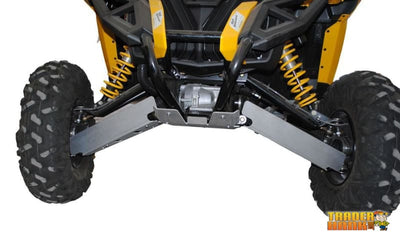 Can-Am Maverick X-XC Ricochet 9-Piece Complete Aluminum Skid Plate Set | Ricochet Skid Plates - Free Shipping