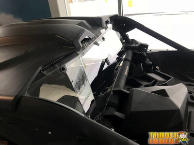 Can-Am Maverick X3 Dust Stopper/Cab Back/Rear Window | UTV ACCESSORIES - Free Shipping