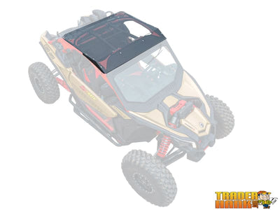 CAN-AM MAVERICK X3 TINTED ROOF