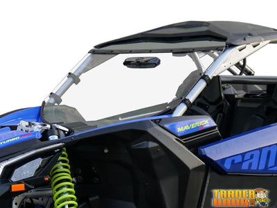 Can-Am Maverick X3 Venting Windshield With Hard Coat | UTV ACCESSORIES - Free shipping