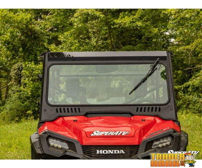 Honda Pioneer 1000 amd 1000-5 Glass Windshield DOT Approved | UTV Accessories - Free shipping