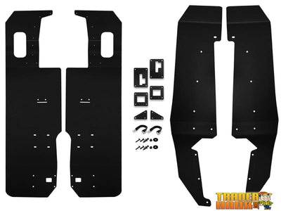 HONDA PIONEER 700-4 FENDER FLARES (SET 4) | UTV ACCESSORIES - Free shipping
