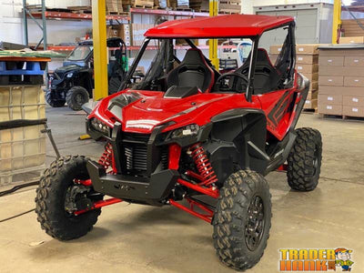 Honda Talon Aluminum Top | UTV ACCESSORIES - Free shipping