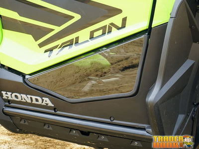 Honda Talon Lower Door Inserts-Dark Tinted | UTV ACCESSORIES - Free shipping
