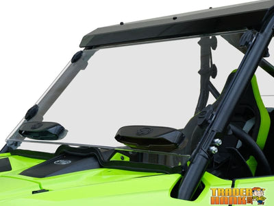 Honda Talon Venting Windshield Featuring TRR (Tool-less Rapid Release) | UTV ACCESSORIES - Free shipping