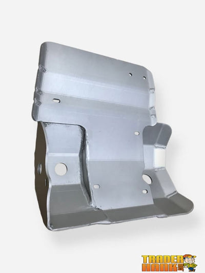 Honda TRX300 FourTrax Ricochet Rear Differential Skid Plate | Ricochet Skid Plates - Free Shipping