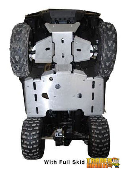 Kawasaki Bruteforce 300 Ricochet 2-Piece A-Arm Guard Set | Ricochet Skid Plates - Free Shipping