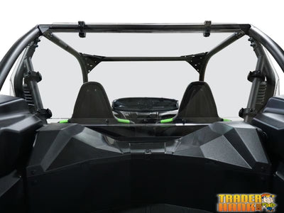 KAWASAKI KRX 1000 VENTING REAR WINDSHIELD-GP | UTV ACCESSORIES - Free shipping