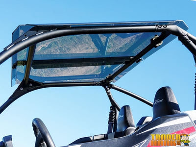 Kawasaki KRX Low Profile Tinted Hard Roof | UTV ACCESSORIES - Free shipping