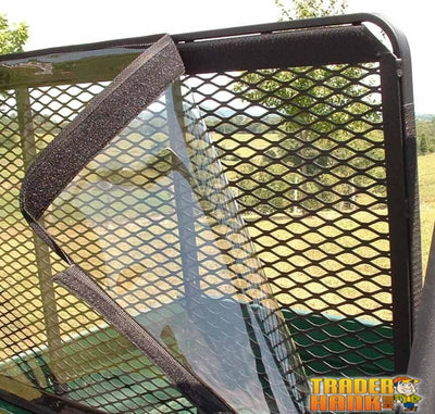 Kawasaki Mule 3010 Trans Vinyl Rear Window | Utv Accessories - Free Shipping